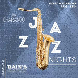Jazz Night Charango Grill and Bar